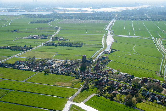 Waterland, Noord-Holland.