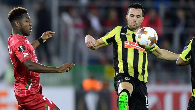 LIVE: De bal rolt weer in het Regenboogstadion. Kan Essevee nog winnen? (1-1)