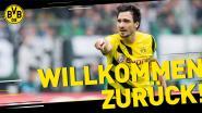 Transfer Talk (19/6). Hummels terug naar Dortmund -  Ampomah stuurt kat naar training W.-Beveren