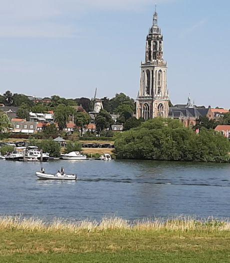 Gezellige drukte op en langs water in Rivierenland