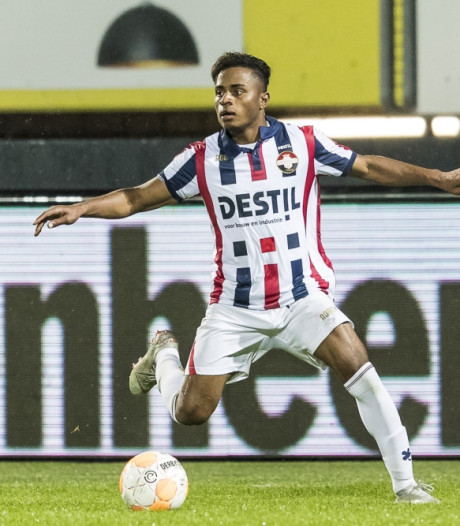 Willem II-speler Palacios mist interlands Ecuador door teenblessure