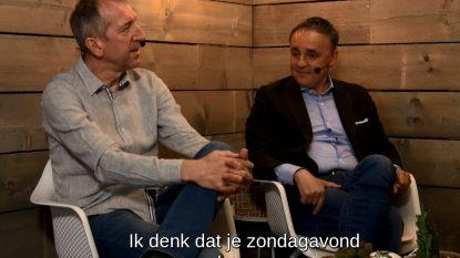 """Franky Van der Elst: """"De volgende twee speeldagen worden héél belangrijk in PO1"""""""