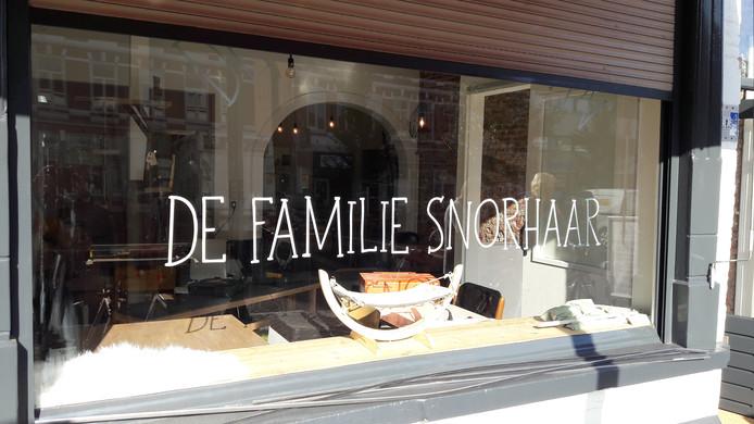 Kattencafé Familie Snorhaar in Breda gaat woensdag open.