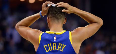 Warriors ten onder in verhit duel met Grizzlies