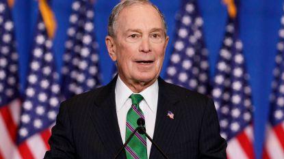 Bloomberg wil met nieuwe campagne Democratische kandidaat helpen winnen van Trump
