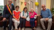 Maria De Coster viert 102de verjaardag