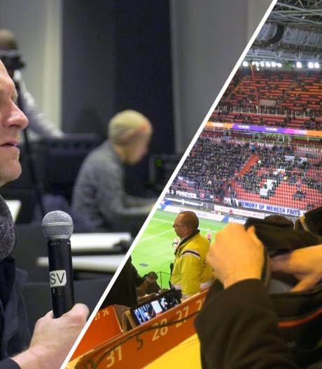 Matchday met PSV-watcher Rik Elfrink: 'Voetbal is meer dan een spelletje'