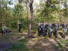Slachtoffers vergeldingsactie WOII herdacht in Woudenberg
