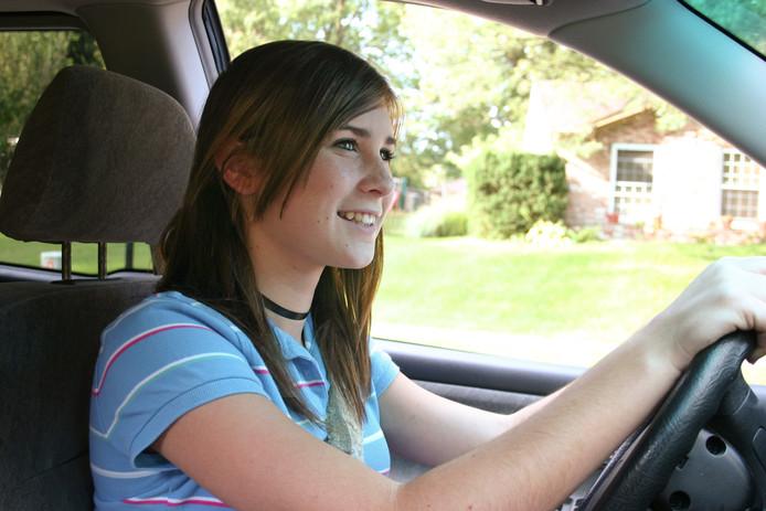 Jonge automobiliste zijn duur uit.