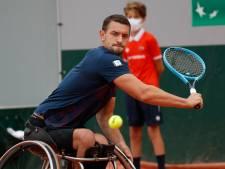 Le Belge Joachim Gérard en finale de Roland-Garros