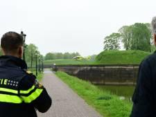 Man uit Renswoude (52) overlijdt na waterongeval in Naarden Vesting