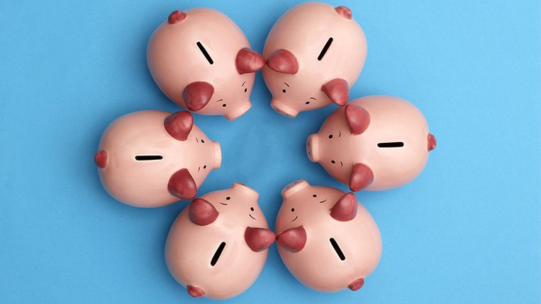 5 manieren om je spaarboekje aan te dikken