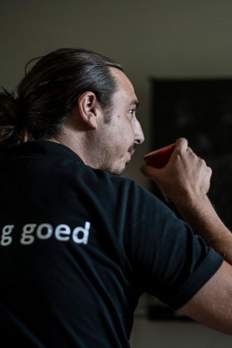 Zlatan-lookalike maakt docu over bipolaire stoornis: 'Doel al bereikt als het één zelfmoord voorkomt'