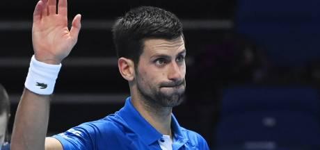La fin des matchs en cinq sets? La proposition de Novak Djokovic qui ne fait pas l'unanimité