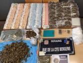 Six kilos de cannabis découverts lors de trois perquisitions à Seraing et Grâce-Hollogne