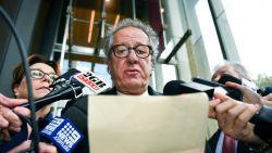 Geoffrey Rush krijgt meer dan 1,8 miljoen euro schadevergoeding van krant