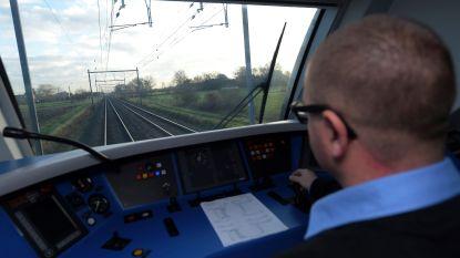 Treinverkeer onderbroken tussen Mol en Herentals