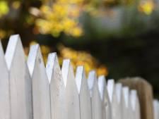 Hammenaren plaatsen 4 meter hoog scherm tegen glurende buren