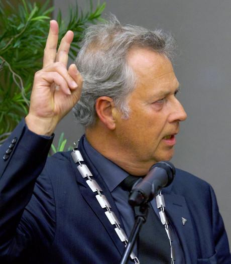 Afscheid Dalfser burgemeester op 23 november