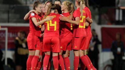 FT België 06/12. Red Flames trekken naar Amerika en oefenen tegen wereldkampioen - Ogunjimi tekent voor 1,5 jaar bij Lierse
