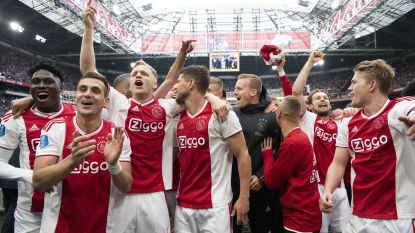 Ajax officieus kampioen