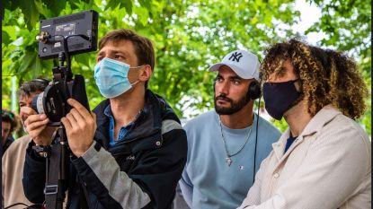 Opnames van nieuwe reeks Vier-reeks 'Grond' opgestart in Molenbeek