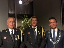 Koninklijke onderscheidingen voor brandweermannen