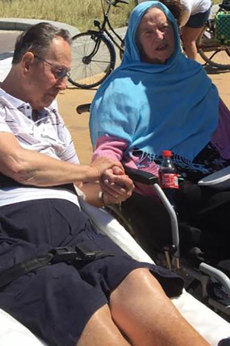 Wens doodziek echtpaar: 'Nog een laatste keer samen naar Vlissingen'