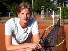 Salland-tennisser Brouwer haalt finale in Oklahoma