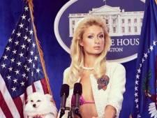 'Paris Hilton wil een gooi doen naar 'Roze' Huis'