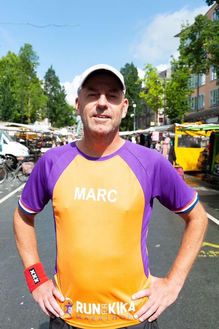 Marc Wiewel (58) Beeld Frank Schoevaart