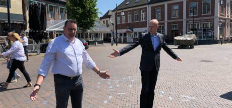 Tweede Kamerlid Daniël Koerhuis bezoekt Oldenzaal