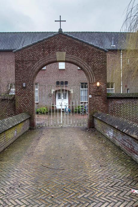 Geen opvang daklozen in Clarissenklooster Eindhoven