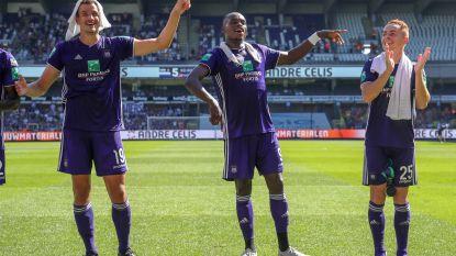 """Borkelmans verwacht mooie Club-Anderlecht en looft speler van paars-wit: """"Hij wordt de man van het seizoen"""""""
