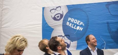 Dijkhoff vrijuit met proefballonnen