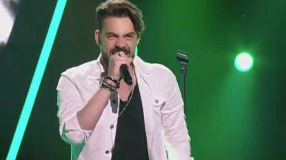 PREVIEW. Benjamin brengt prachtig eerbetoon aan Avicii in 'The Voice'