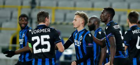 Club Brugge moet volgende week winnen bij Lazio voor plek in achtste finales, Dortmund al door