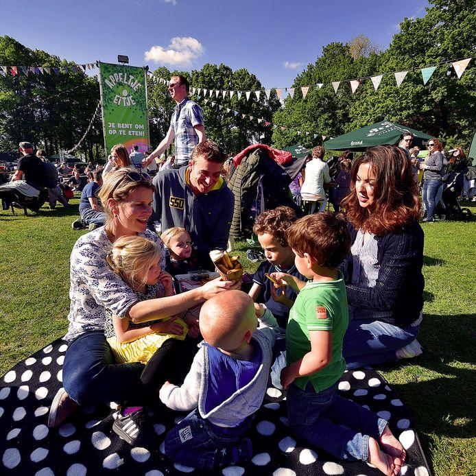 Roosendalers kunnen dit jaar niet drie, maar vier dagen genieten van foodtruckfestival Appeltje Eitje