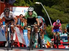 Voormalig geletruidrager Nocentini voor vier jaar geschorst vanwege doping