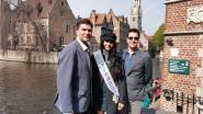 """Miss uit Puerto Rico bezoekt Brugge: """"Fantastische stad"""""""