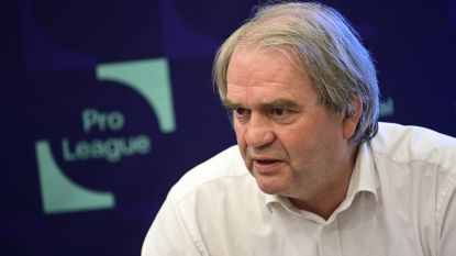 Geen nieuw contract voor Pro League-CEO Pierre François?