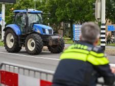 'Boeren mogen best demonstreren, als ze met fiets of trein komen'