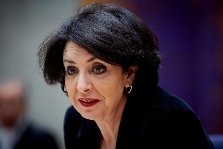 Tweede Kamervoorziter Khadija Arib. Beeld anp