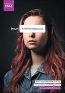 Slachtofferhulp Nederland lanceert vandaag een campagne lanceren: Het Witte Balkje. De campagne is bedoeld om iedereen die slachtoffer is bewust te maken van zijn of haar recht op privacy.