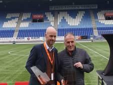 Laurens Knippenborg (RKZVC) beste amateurtrainer van Nederland