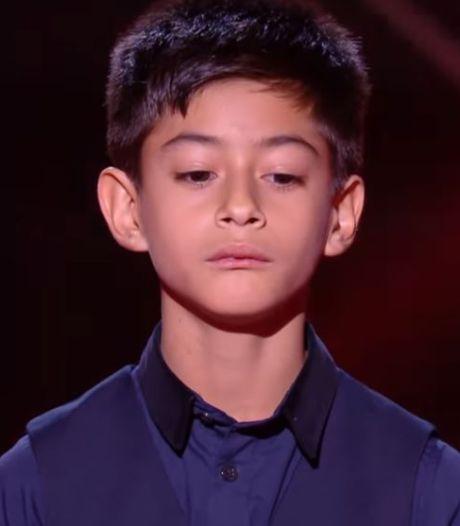 """À seulement 11 ans, Ilan bouleverse les coachs de """"The Voice Kids"""""""