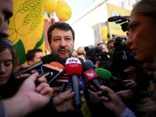 Gerolf Annemans nodigt Matteo Salvini uit naar Antwerpen