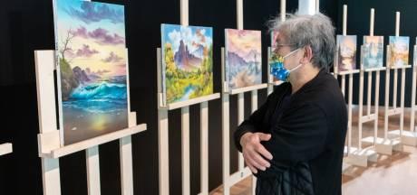 Museum MORE haalt met Bob Ross wereldprimeur in huis