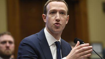 """Europees Parlement: """"Excuses van Zuckerberg zijn niet genoeg"""""""