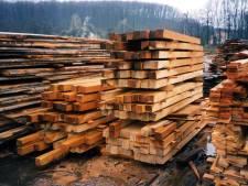 Speeltuin later klaar door gebrek aan hout